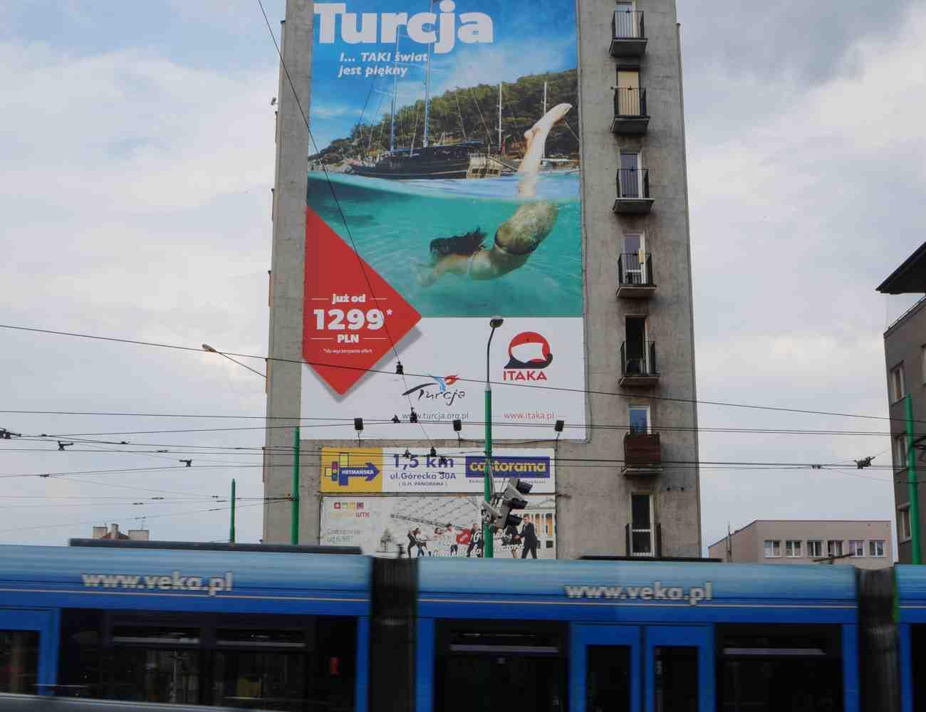 Reklama wielkoformatowa